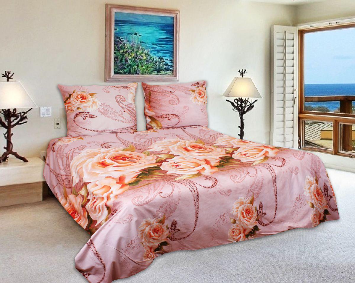 Комплект белья 3D Amore Mio ET Unison, 1,5-спальный, наволочки 70х70, цвет: бежевый, белый, оранжевый. 7487774877Комплект постельного белья Amore Mio ET Unison является экологически безопасным для всей семьи, так как выполнен из мако-сатина. Комплект состоит из пододеяльника, простыни и двух наволочек. Постельное белье оформлено оригинальным 3D рисунком и имеет изысканный внешний вид. Мако-сатин - свежее решение для уюта на даче или дома, созданное с любовью для вашего комфорта и отличного настроения! Нано-инновации позволили открыть новую ткань, полученную в результате высокотехнологического процесса, которая сочетает в себе широкий спектр отличных потребительских характеристик и невысокой стоимости. Легкая, плотная, мягкая ткань отлично стирается, гладится, быстро сохнет. Дисперсное крашение великолепно передает качество рисунков и необычайно устойчиво к истиранию. Процесс ворсования поверхности придает полотну дополнительную нежность шелка и дарит необычайно сладкую негу тактильных удовольствий.