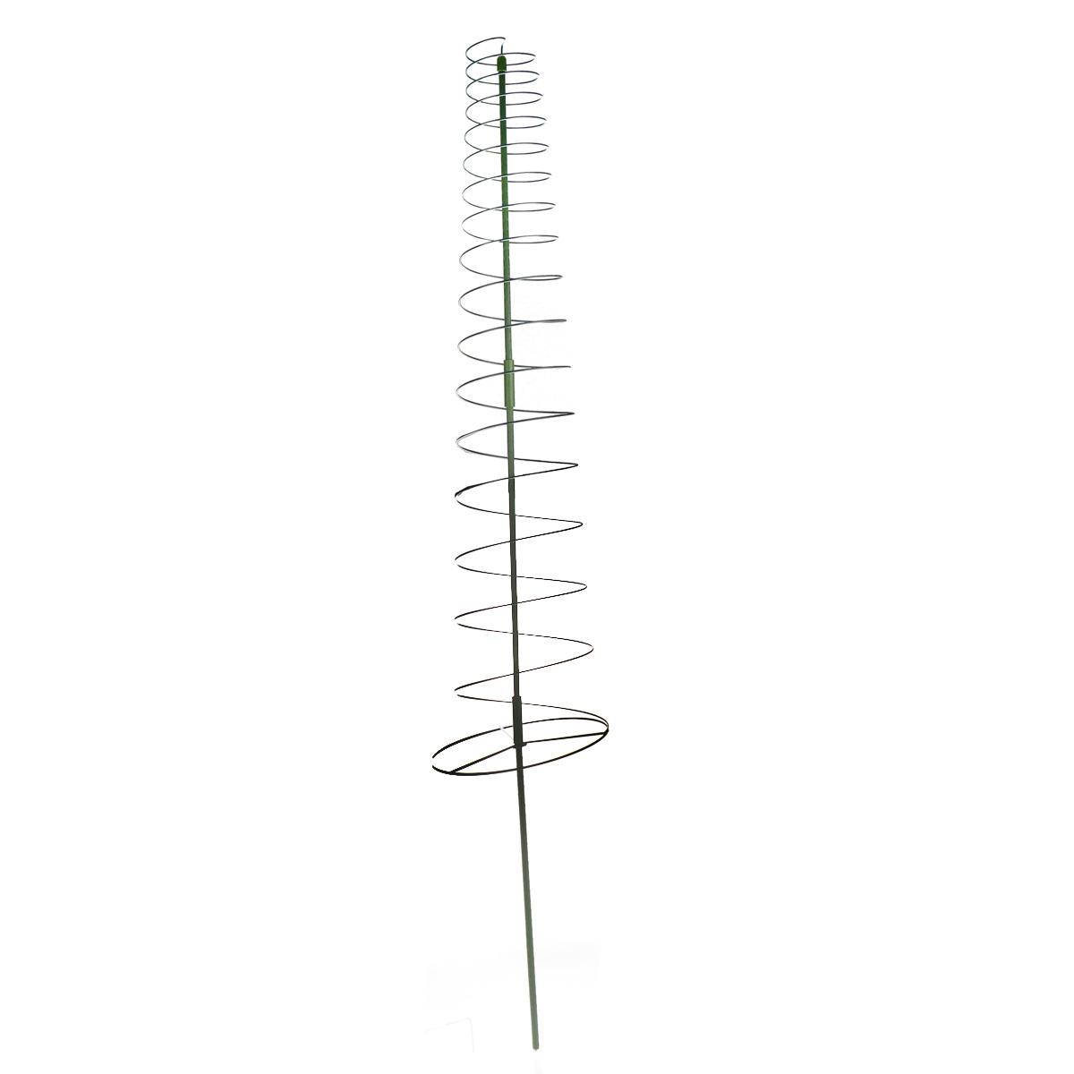 Спиральная поддержка Green Apple GTSQ, 45 смGTSQОпора-спираль используется для поддержки как садовых, так и комнатных растений. Благодаря своей спиралевидной форме опора обеспечивает поддержку без подвязывания растения.