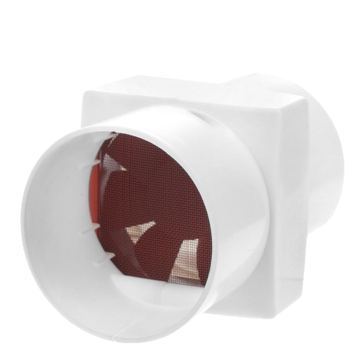 Муфта с вентилятором Piteco В01B01Муфта Piteco В01 применяется для усиления и ускорения воздухообмена, удаления неприятных запахов из торфяных туалетов Piteco, Separett. Особенно рекомендуется применять при изгибах вентиляционной трубы для обеспечения нормального вентилирования торфяных туалетов. В комплект входит блок питания.