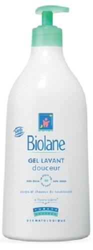 Biolane Мягкое средство для купания детей, 750 мл