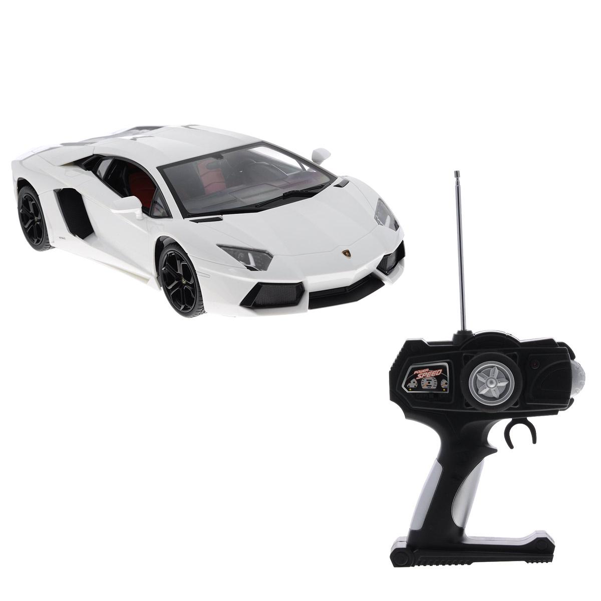 TopGear Радиоуправляемая модель Lamborghini 700 цвет белый Т56681_белый