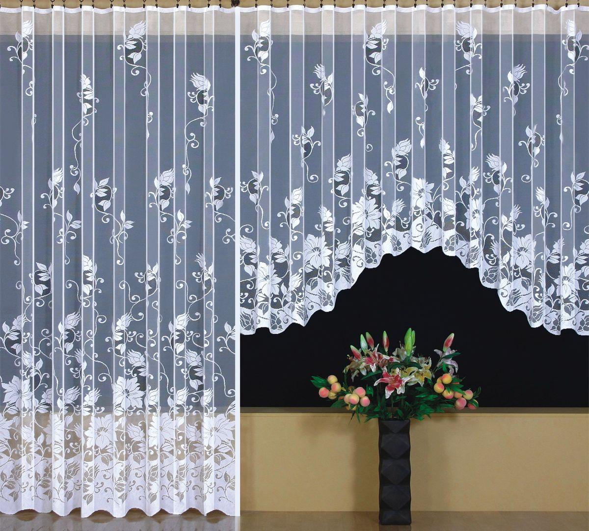 Комплект гардин для балк.двери WISAN 300*160+200*250. 9415+94139415+9413Комплект гардин для балк.двери WISAN 300*160+200*250. 9415+9413 Материал: 100% п/э, размер: 300*160+200*250, цвет: белый