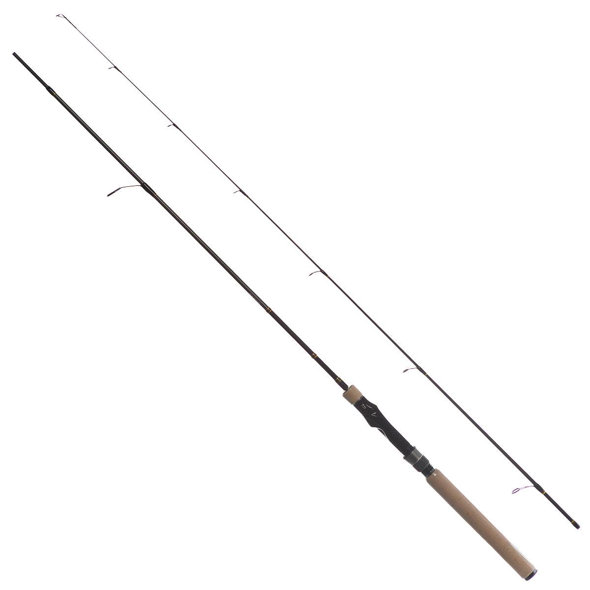 Спиннинг штекерный Daiwa Team Daiwa-AR, 1,98 м, 0,8-7 г