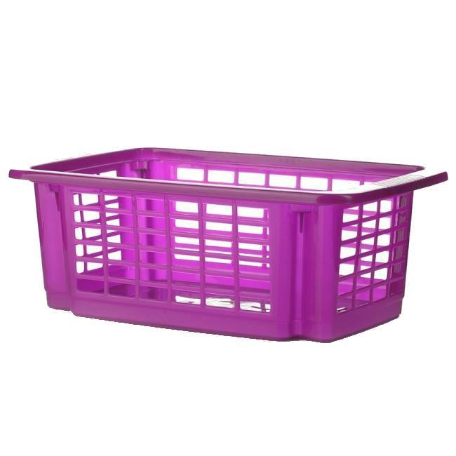 Прозрачная корзина Dunya Plastik