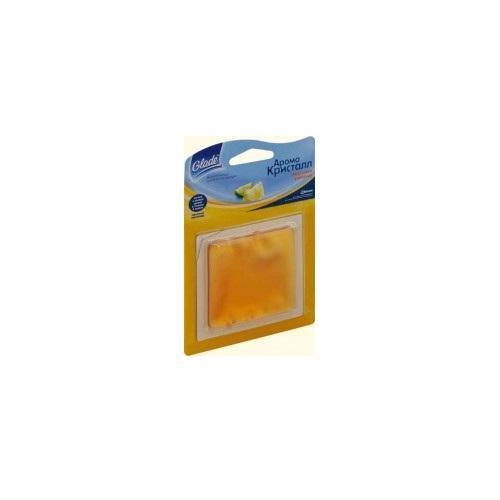 Освежитель воздуха гелевый Glade Фруктовая фантазия, сменный блок, 8 г636724Гелевый освежитель воздуха Glade Фруктовая фантазия предназначен для использования в любых помещениях вашего дома или офиса. Благодаря приятному аромату создает атмосферу комфорта и уюта. Возможно использование в качестве автомобильного освежителя при размещении продукта под сиденьем или в кармане двери. Вес: 8 г. Состав: отдушка, диоксид кремния, эмульгатор, красители, линаоол, эвгенол, гераниол, бензилсалицилат, d-лимонен. Товар сертифицирован.