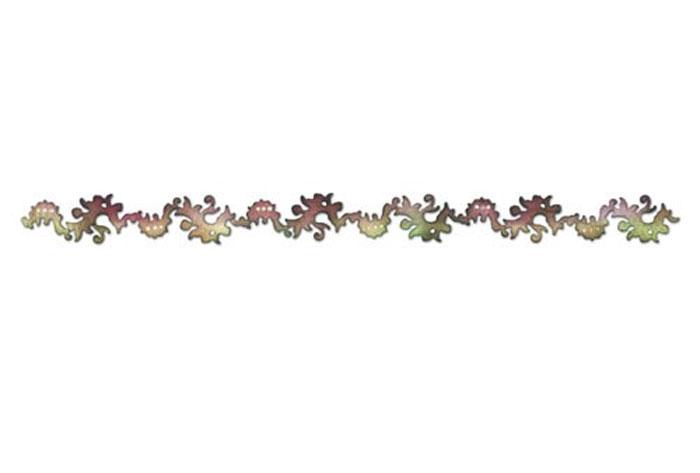 Форма для вырубки Sizzlits Бордо, 32 см х 6 см. 658519658519С помощью форм для вырубки Sizzlits можно создать фигурку в виде красивого узора. Формы для вырубки - это определенной формы ножи, обеспечивающие форму вырубной фигуры. Они режут бумагу, картон и ткань. Формы станут незаменимыми при создании скрап-страничек, открыток и конвертов с резными декоративными фигурками и ажурными украшениями. Формы для вырубки разнообразят вашу работу и добавят вдохновения для новых идей. Формы подходят для машинки для вырубки и эмбоссирования Big Shot. Размер формы: 32 см х 6 см.