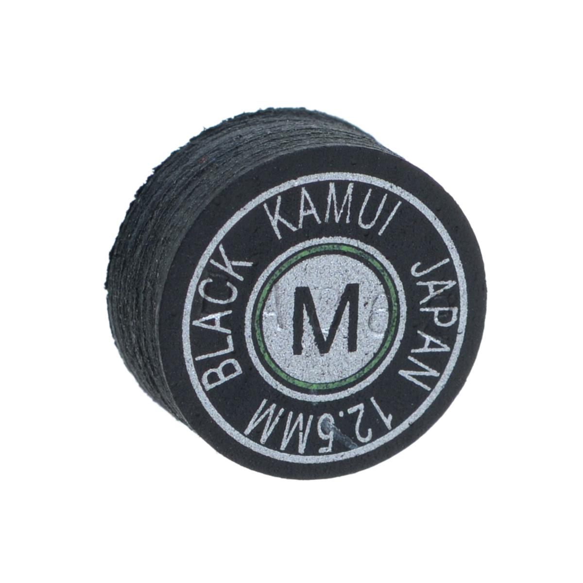Наклейка для кия Kamui Black, средняя жесткость, 12,5 мм05342Почему игроки выбирают наклейки KAMUI: Повышенная устойчивость к влажности. Кожа для наклеек KAMUI проходит этап растительного дубления. Это позволяет сделать кожу более эластичной и прочной по сравнению, например, с кожей, которая прошла этап хромового дубления. Тем не менее, после растительного дубления кожа имеет тенденцию поглощать влагу, которая уменьшает как прочность, так и эластичность кожи. Именно поэтому KAMUI проводит дополнительный, специальный, этап дубления кожи, после которого кожа сохраняет прочность и эластичность. Как результат - наклейки KAMUI не изменяют своих игровых свойств даже в средах с повышенной влажностью. Уменьшение эффекта грибной шляпки. Появление у наклейки формы грибной шляпки связано с отсутствием достаточной прочности у наклейки при ударе по шарам. Эта шляпка не позволит игроку сделать точный, аккуратный удар. Во время дубления кожи для наклеек KAMUI процесс останавливается именно в тот момент, ...