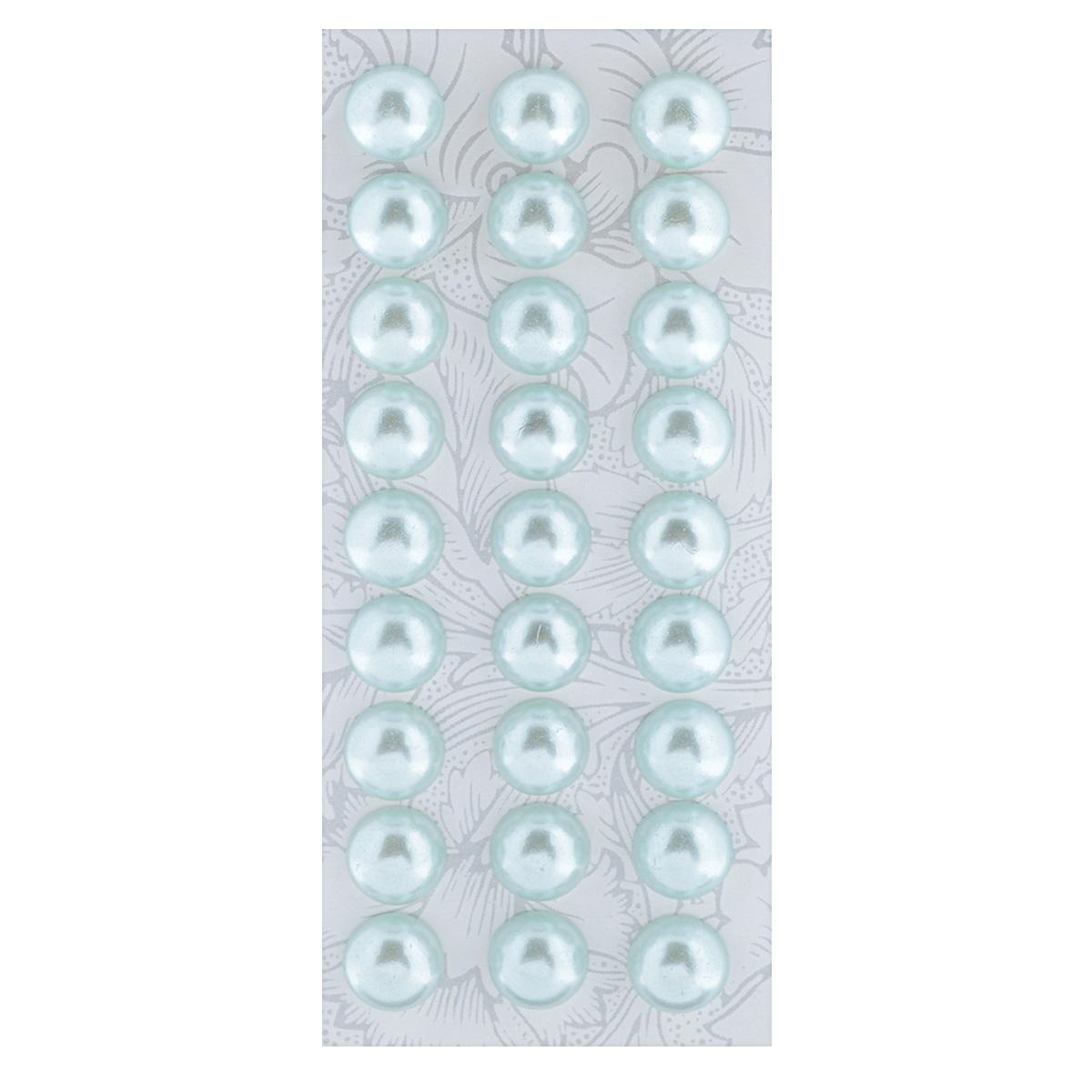 Наклейки декоративные Астра, цвет: мятный (118536), диаметр 10 мм, 27 шт7704129_118536Декоративные наклейки Астра, изготовленные из пластика, прекрасно подойдут для оформления творческих работ в технике скрапбукинга. Их можно использовать для украшения фотоальбомов, скрап-страничек, подарков, конвертов, фоторамок, открыток и т.д. Объемные наклейки круглой формы оснащены задней клейкой стороной. Скрапбукинг - это хобби, которое способно приносить массу приятных эмоций не только человеку, который этим занимается, но и его близким, друзьям, родным. Это невероятно увлекательное занятие, которое поможет вам сохранить наиболее памятные и яркие моменты вашей жизни, а также интересно оформить интерьер дома. Диаметр наклейки: 10 мм.