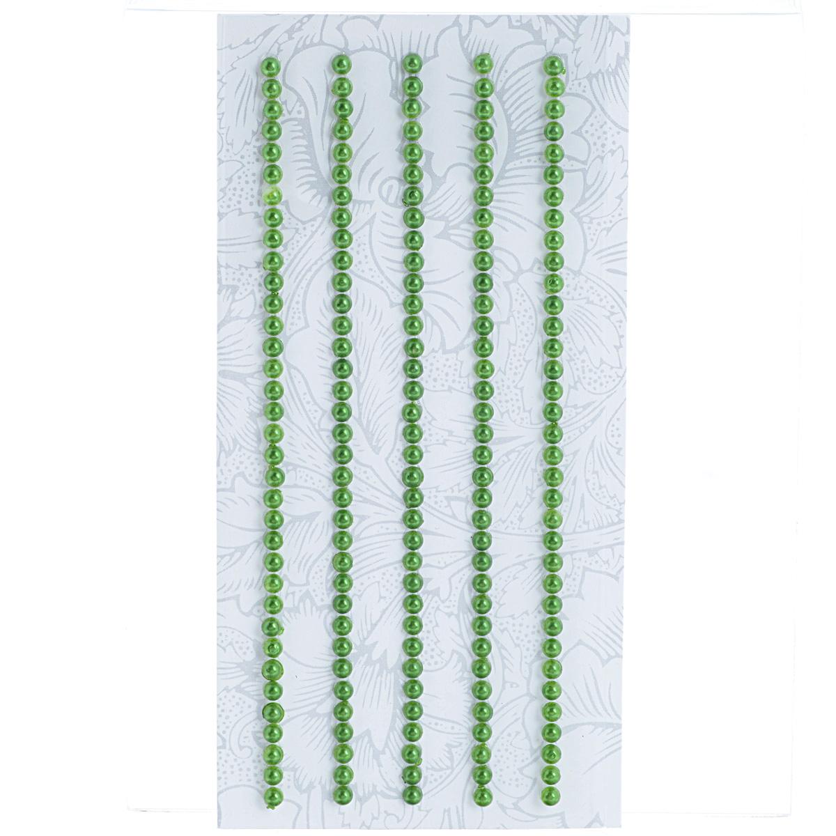 Наклейки декоративные Астра, цвет: зеленый (47), диаметр 3 мм, 175 шт7704130_47Декоративные наклейки Астра, изготовленные из пластика, прекрасно подойдут для оформления творческих работ в технике скрапбукинга. Их можно использовать для украшения фотоальбомов, скрап-страничек, подарков, конвертов, фоторамок, открыток и т.д. Объемные наклейки круглой формы оснащены задней клейкой стороной. Скрапбукинг - это хобби, которое способно приносить массу приятных эмоций не только человеку, который этим занимается, но и его близким, друзьям, родным. Это невероятно увлекательное занятие, которое поможет вам сохранить наиболее памятные и яркие моменты вашей жизни, а также интересно оформить интерьер дома. Диаметр наклейки: 3 мм.