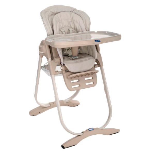 Стульчик для кормления Chicco POLLY MAGIC Mirage05079090910000Polly Magic— мультифункциональный стульчик, который трансформируется в соответствии с ростом ребенка и может быть использован в течение всего времени с момента появления малыша на свет до 3х лет.
