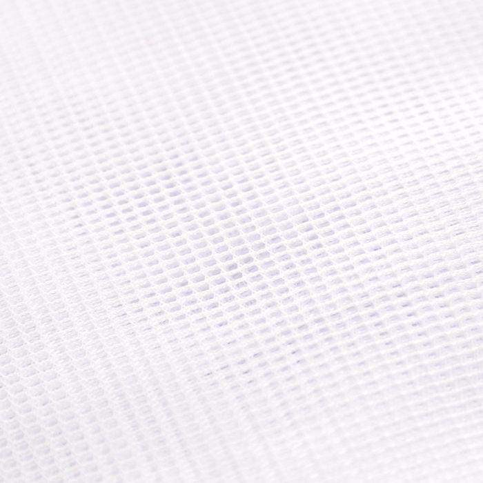 Сетка москитная Haft, цвет: белый, 130 см х 150 см. 313694313694Москитная сетка Haft выполнена из полиэстера белого цвета, в комплекте прилагается клейкая крепежная лента. Для установки сетки вам понадобятся всего лишь ножницы и нож.
