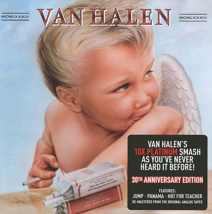 Van Halen. 1984