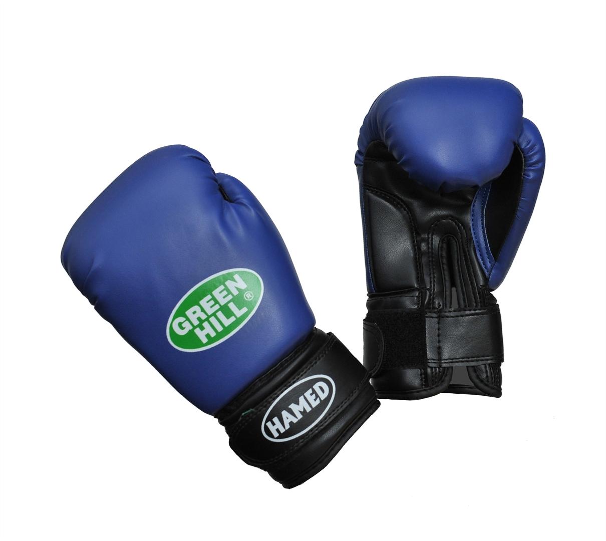 Перчатки боксерские детские Green Hill