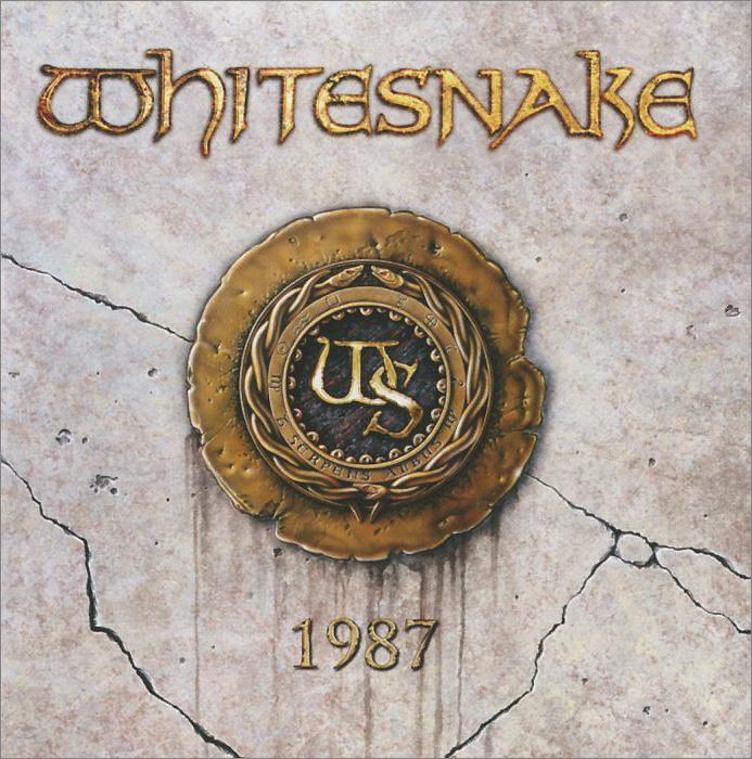 Whitesnake. 1987