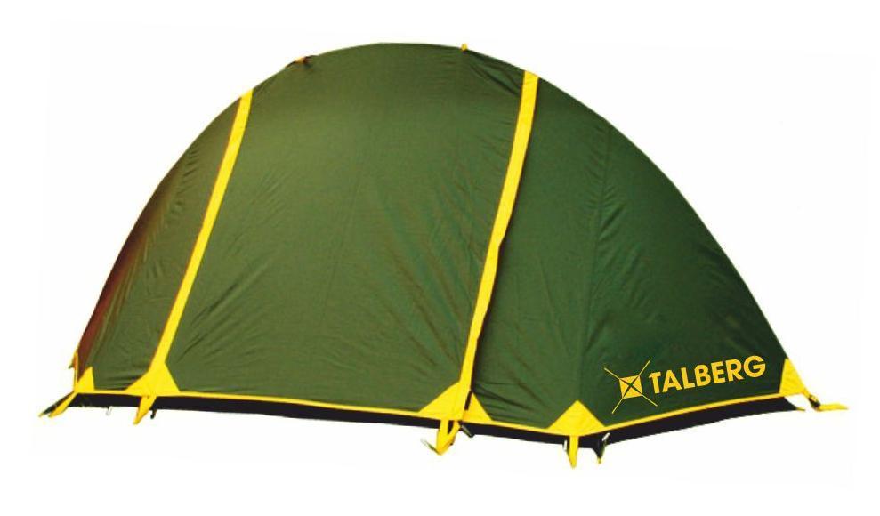 Палатка Talberg BURTON 1, цвет: зеленыйУТ-000047301Легкая двухслойная одноместная палатка для велосипедных и пеших походов. Туристическая линия Talberg. Палатки Talberg Туристической линии были специально разработаны для походов в весеннее, летнее и осеннее время. В палатках этой серии используются материалы и конструкции, которые позволяют комфортно провести теплую летнюю ночь или переждать серьезную непогоду с сильным ветром и осадками. Состав материала: полиэстер, фибергласс