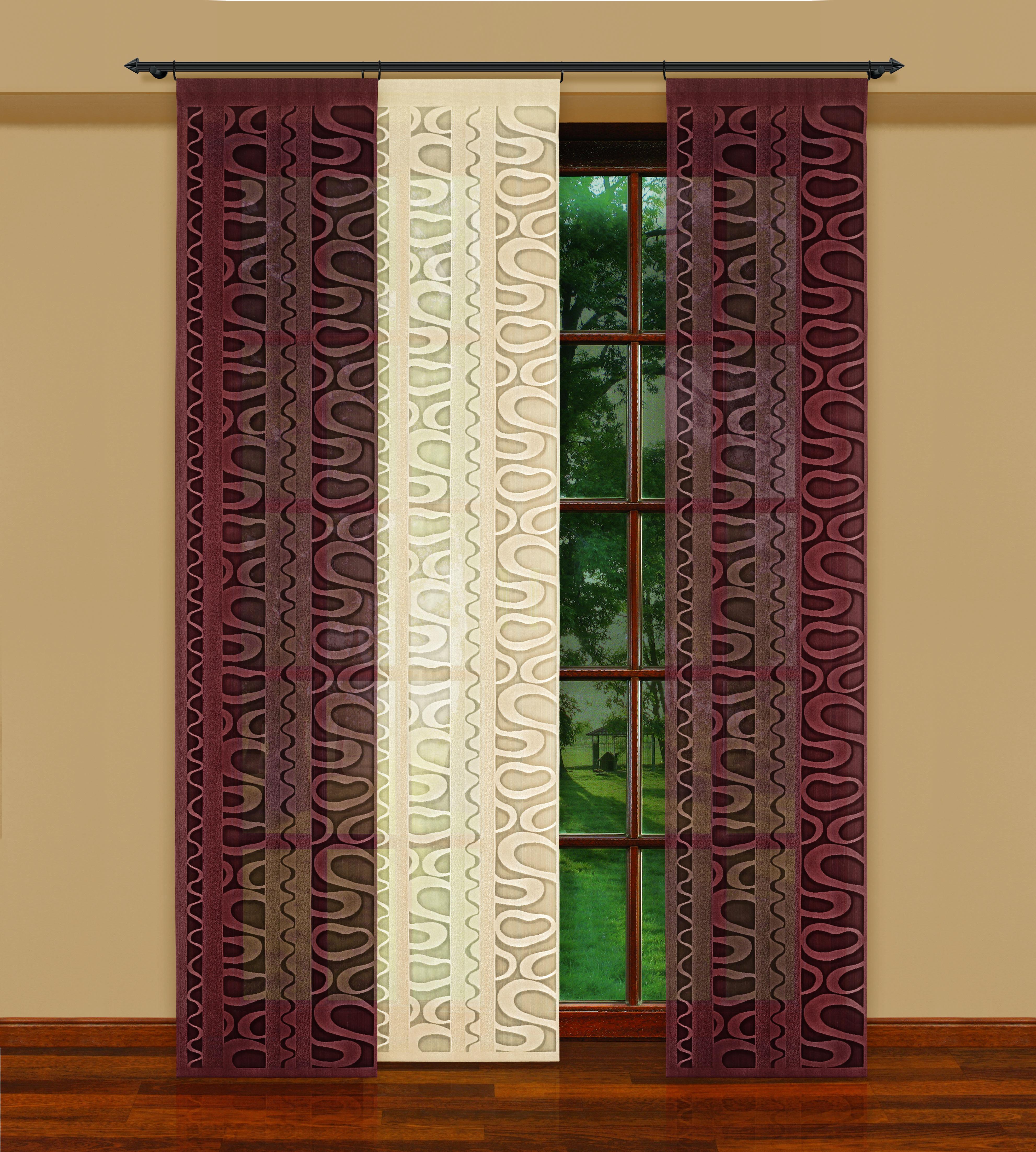 Гардина-панно HAFT 250*50. 207350/50 коричневый207350/50 коричневыйГардина-панно XAFT 250*50. 207350/50 коричневый Материал: 100% п/э, размер: 250*50, цвет: коричневый