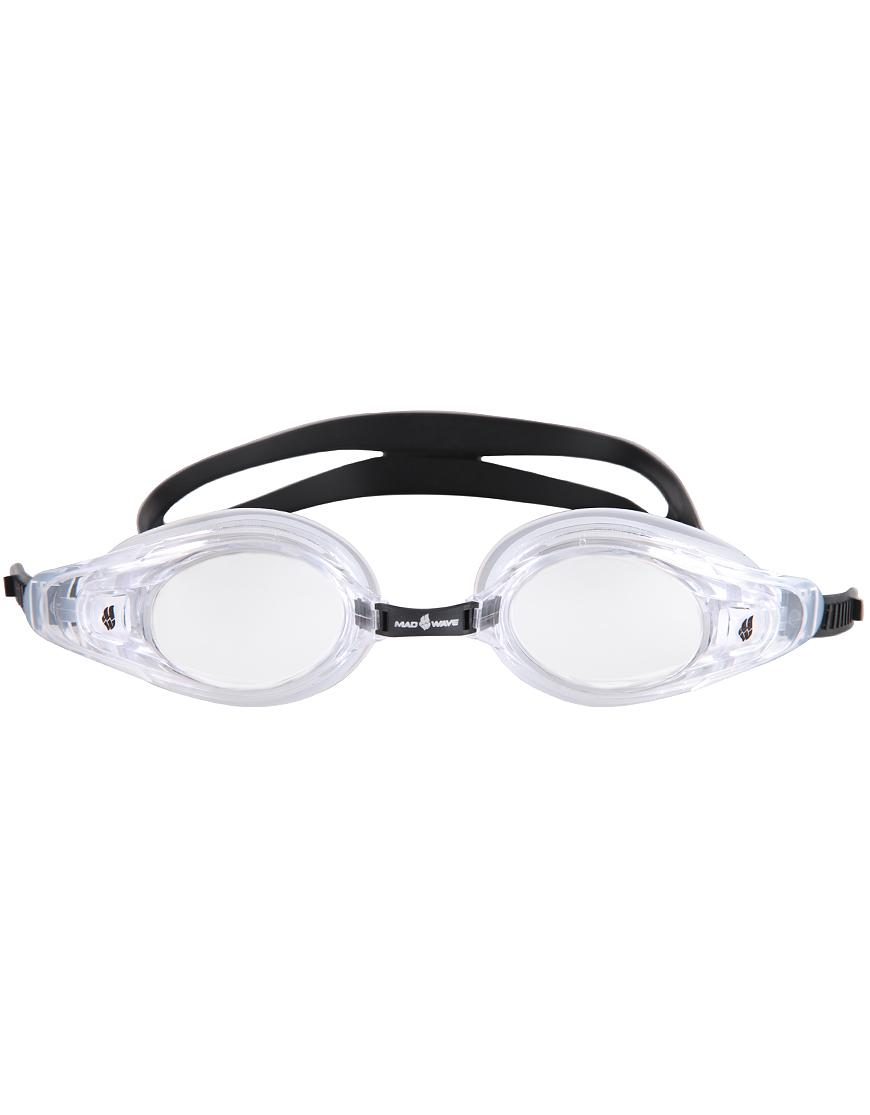 Очки для плавания с диоптриями Optic Envy Automatic, -1,0 Black, M0430 16 A 05W