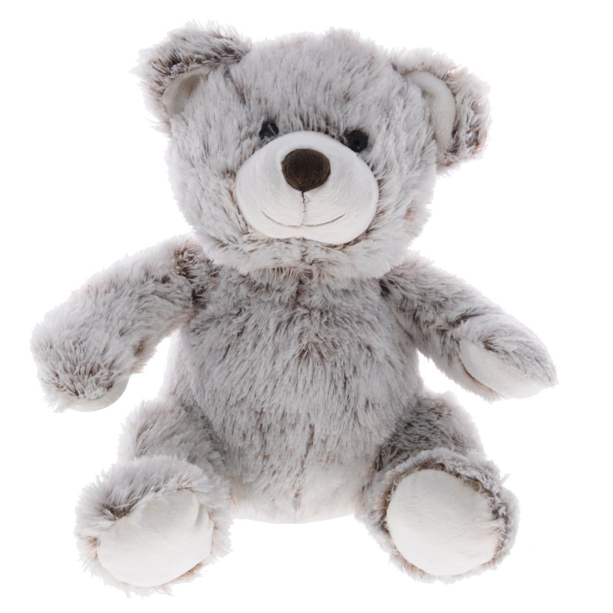 Мягкая игрушка Gulliver Медвежонок Тоша, 30 см14-72274Этот милый медвежонок станет настоящим другом вашему ребенку. Удивительно мягкая игрушка принесет радость и подарит своему обладателю мгновения нежных объятий и приятных воспоминаний. Великолепное качество исполнения делают эту игрушку чудесным подарком к любому празднику.