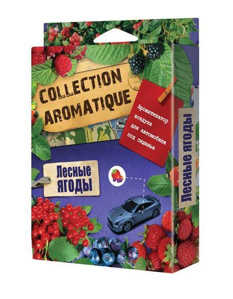 Ароматизатор воздуха CA-12 (Лесные ягоды) под сиденье 200 мл Collection AromatiqueCA-12Ароматизатор воздуха CA-12 (Лесные ягоды) под сиденье 200 мл Collection Aromatique