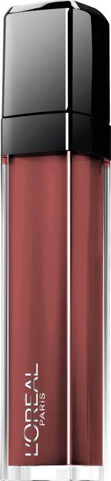 LOreal Paris Блеск для губ Infaillible Безупречный, увлажняющий, кремовый, оттенок 110, Абсолютная власть, 8 млA8336800Любые оттенки, любые текстуры, любые образы … Бесконечная палитра оттенков, представленная в четырех текстурах: Нежные кремовые, соблазнительные сверкающие, бархатистые матовые и неоновые для самых глянцевых губ! Роскошная формула блеска, насыщенная гиалуроновой кислотой, антиоксидантами и витаминами дарит губам превосходное увлажнение и визуально увеличивает их, а моделирующий аппликатор обеспечивает идеальную прорисовку контура губ и комфортное нанесение. Блеск для губ Infaillible Безупречный – это идеальное сочетание формулы, профессионального аппликатора и потрясающей палитры оттенков и текстур.