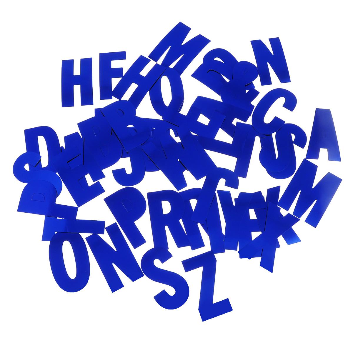 Вырубки My Minds Eye Алфавит, глянцевые, 46 шт, цвет: синий. NC1013NC1013Вырубки My Minds Eye Алфавит прекрасно подойдут для оформления творческих работ в технике скрапбукинг. Их можно использовать для украшения фотоальбомов, скрап-страничек, подарков, конвертов, фоторамок, открыток и т.д. В наборе - 46 элементов в виде букв английского алфавита, которые выполнены из плотного картона с глянцевой поверхностью. Скрапбукинг - это хобби, которое способно приносить массу приятных эмоций не только человеку, который этим занимается, но и его близким, друзьям, родным. Это невероятно увлекательное занятие, которое поможет вам сохранить наиболее памятные и яркие моменты вашей жизни, а также интересно оформить интерьер дома. Высота элемента: 11 см.