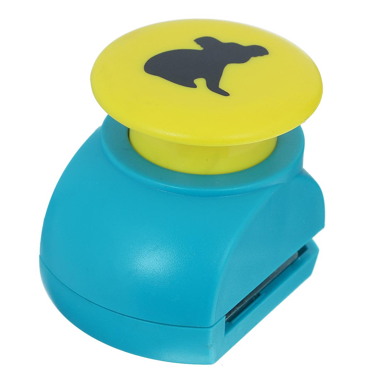 Дырокол фигурный Астра Коала. JF-8237709606_66Дырокол Астра Коала поможет вам легко, просто и аккуратно вырезать много одинаковых мелких фигурок. Режущие части компостера закрыты пластмассовым корпусом, что обеспечивает безопасность для детей. Можно использовать вырезанные мотивы как конфетти или для наклеивания. Дырокол подходит для разных техник: декупажа, скрапбукинга, декорирования. Размер дырокола: 5 см х 4 см х 5 см. Размер готовой фигурки: 1,7 см х 2 см.