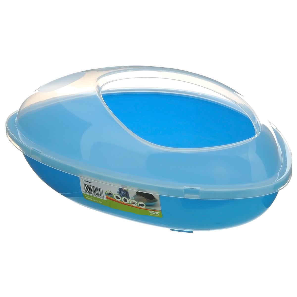 Купалка для шиншилл Savik, цвет: голубой, 35 х 23 см х 15 см15461Купалка для шиншилл Savik очень удобный аксессуар для купания мелких домашних животных, таких как крысы, мыши, шиншиллы, хорьки. Купалка представляет собой емкость с небольшим отверстием.