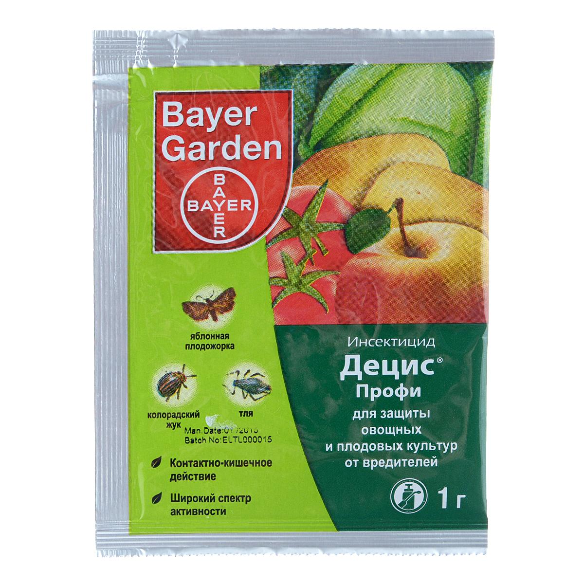 Инсектицид Bayer Garden