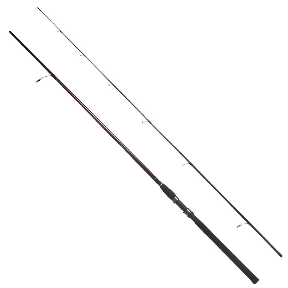 Спиннинг штекерный Daiwa Vulcan, 2,4 м, 7-28 г13966Спиннинг штекерный Daiwa Vulcan обеспечивает высокие эксплуатационные качества. Он изготовлен из высококачественного углепластика. Мягкая и приятная на ощупь ручка выполнена из неопрена. Кольца из прочного металла. В комплекте чехол для переноски и хранения. Тест: 7-28 г.