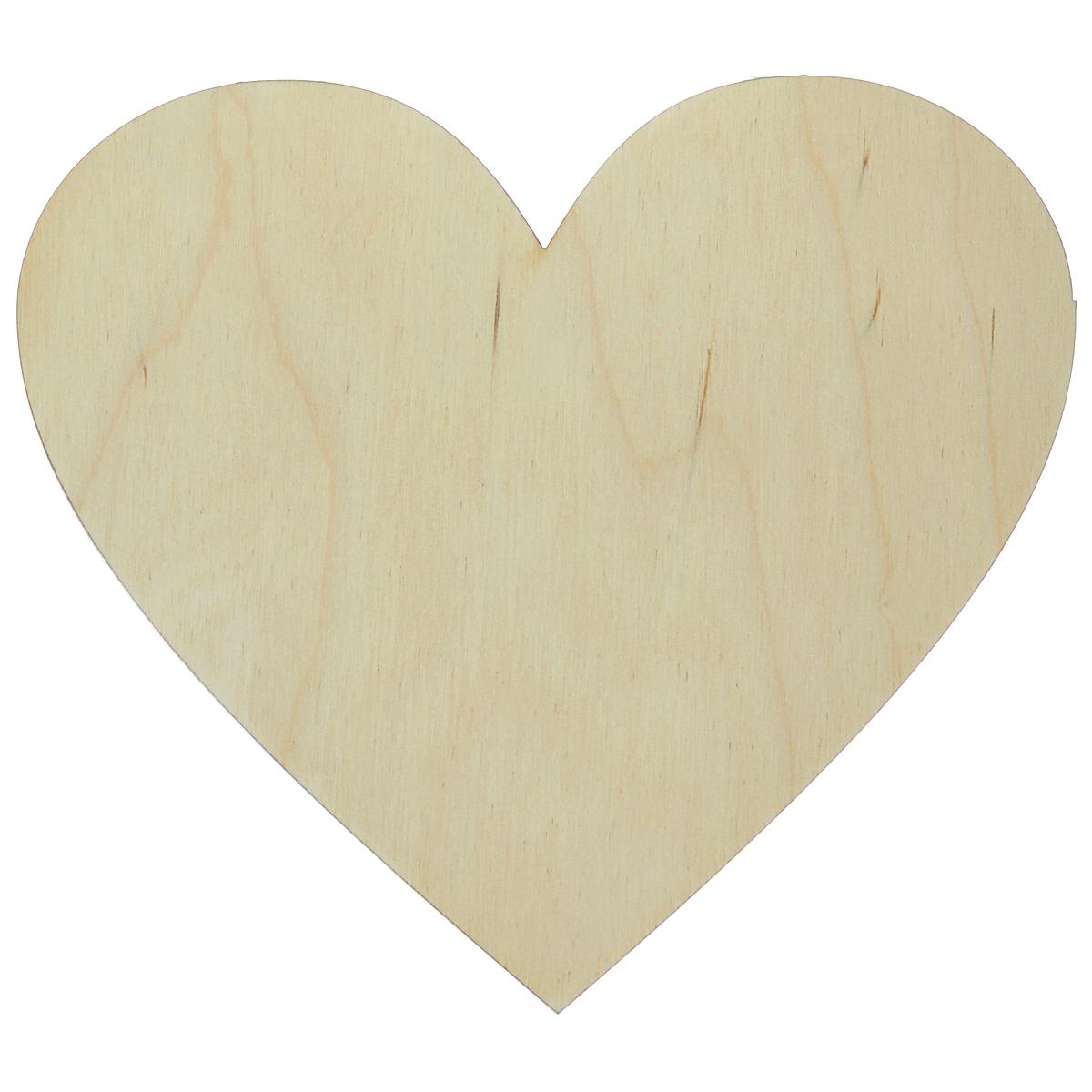 Деревянная заготовка Астра Сердечко, 18 х 16 см488153Заготовка Астра Сердечко изготовлена из дерева. Изделие, выполненное в виде сердца, станет хорошим объектом для вашего творчества и занятий декупажем. Заготовка, раскрашенная красками, будет прекрасным украшением интерьера или отличным подарком.