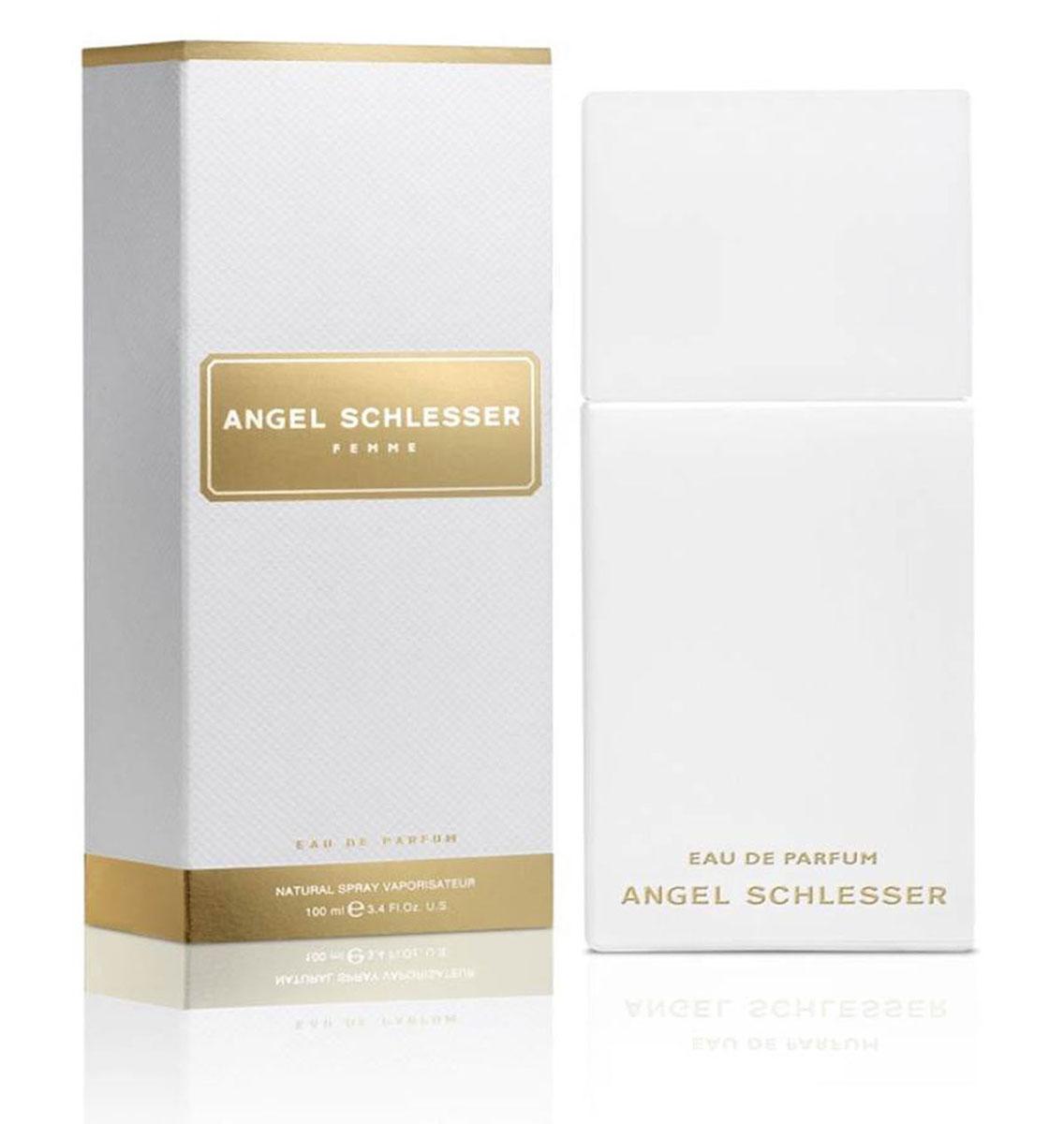 Angel Schlesser Femme Парфюмерная вода, женская, 50 мл49198Новая Парфюмированная вода ANGEL SCHLESSER FEMME основана на оригинальной парфюмерной композиции. Она передает тот же свежий, прозрачный аромат, становясь при этом более чувственной и теплой. Аромат контрастов, где свежесть и теплота чередуются с красотой и элегантностью, соблазнительное очарование женщины передает интенсивная композиция, полная женственной чувственности. Женщина ANGEL SCHLESSER FEMME обладает естественной элегантностью и внутренней красотой. Ей не нужны вычурные аксессуары для привлечения внимания. Все что ей нужно – быть настоящей, быть собой. А ее аромат – это часть ее индивидуальности. Парфюмированная вода ANGEL SCHLESSER FEMME делает акцент на ее обольстительной природе и придает ей больше притягательности, чувственности и теплоты. СТРУКТУРА АРОМАТА Верхние ноты: Мандарин, Португальский черный перец, Бергамот. Начальные ноты представляют собой искрящуюся свежесть бергамота и мандарина, которая вступает в контраст с пикантной теплотой перца. Сердечные...