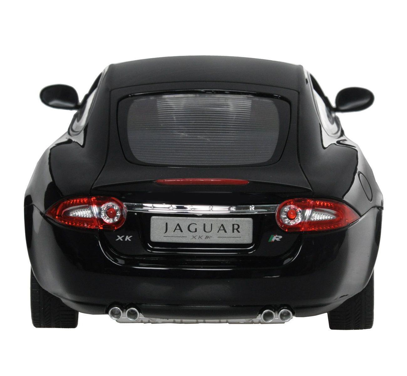 Rastar Радиоуправляемая модель Jaguar XKR цвет черный