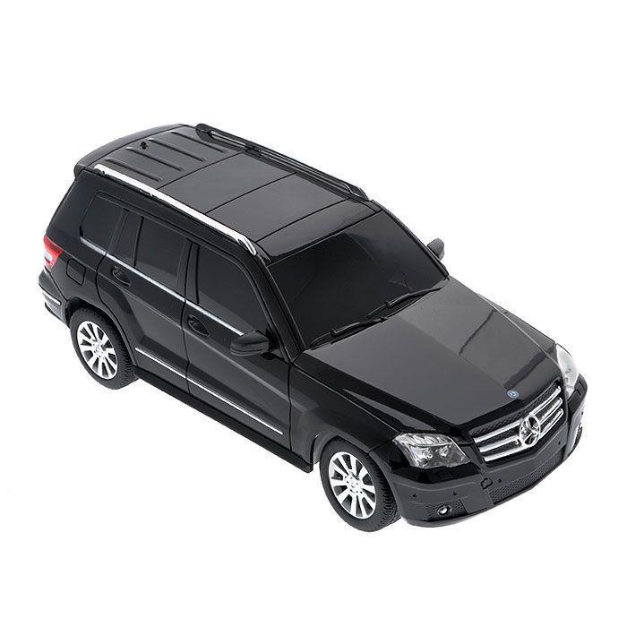 Rastar Радиоуправляемая модель Mercedes GLK цвет черный