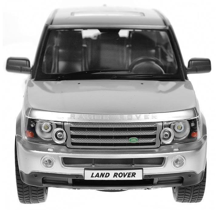 Rastar Радиоуправляемая модель Range Rover Sport цвет серебристый масштаб 1:1428200