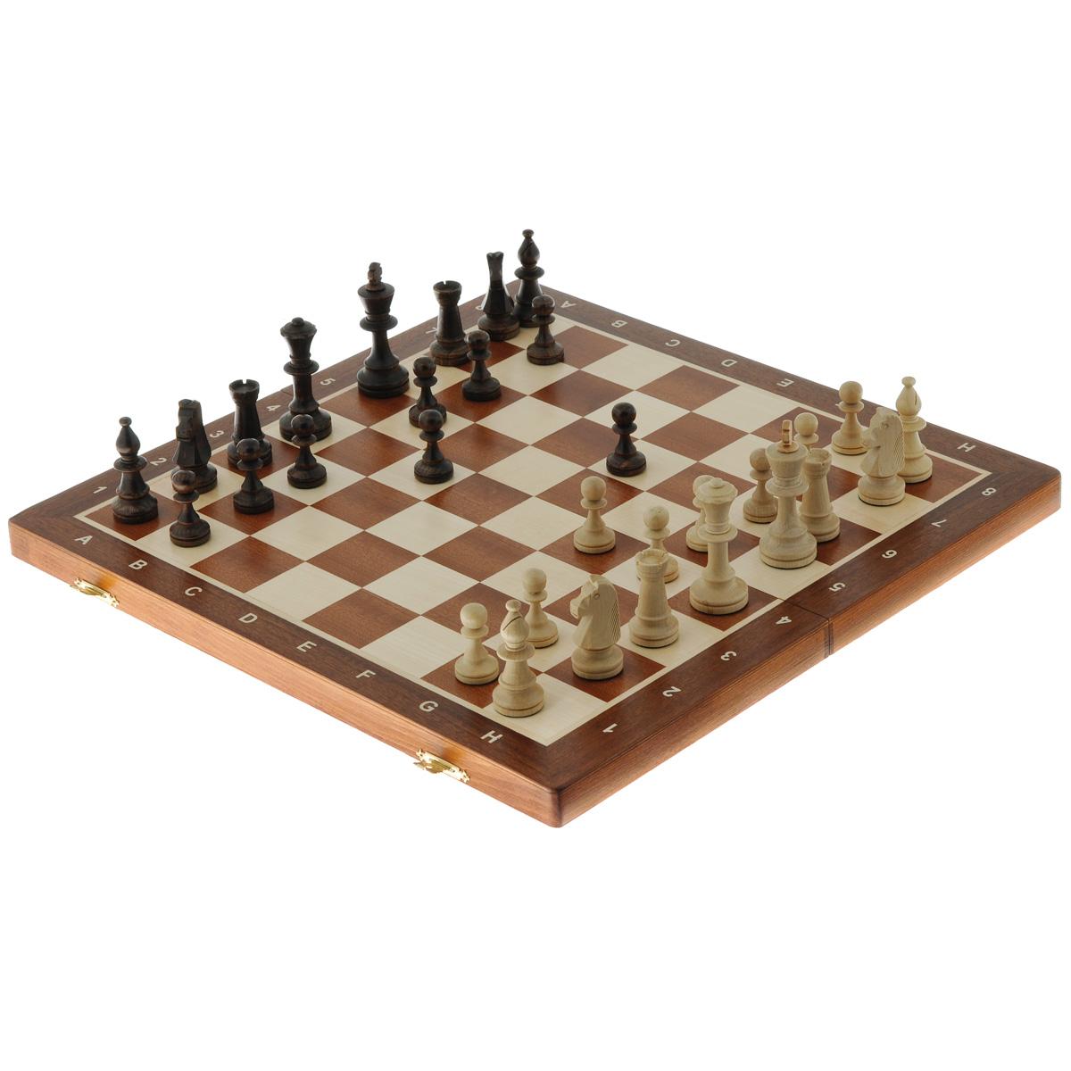 Шахматы Wegiel Торнамент - 5, размер: 48х24х6 см. 30233023