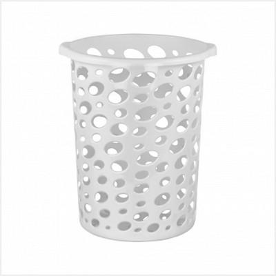 Корзина для мусора Сорренто 12л. (серый). М2055М2055Корзина для мусора Сорренто 12л. (серый)