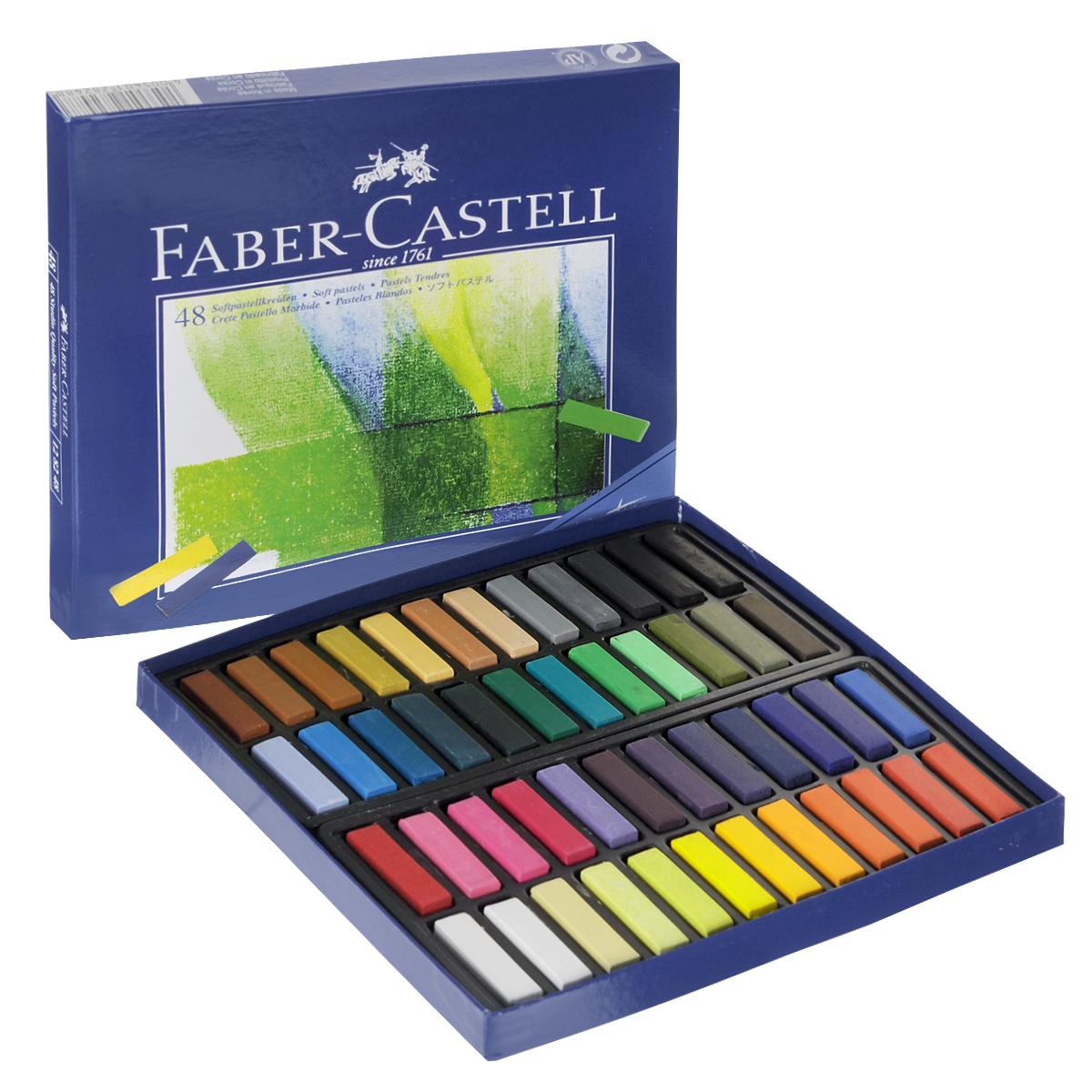 Мягкие мини-мелки Faber-Castell