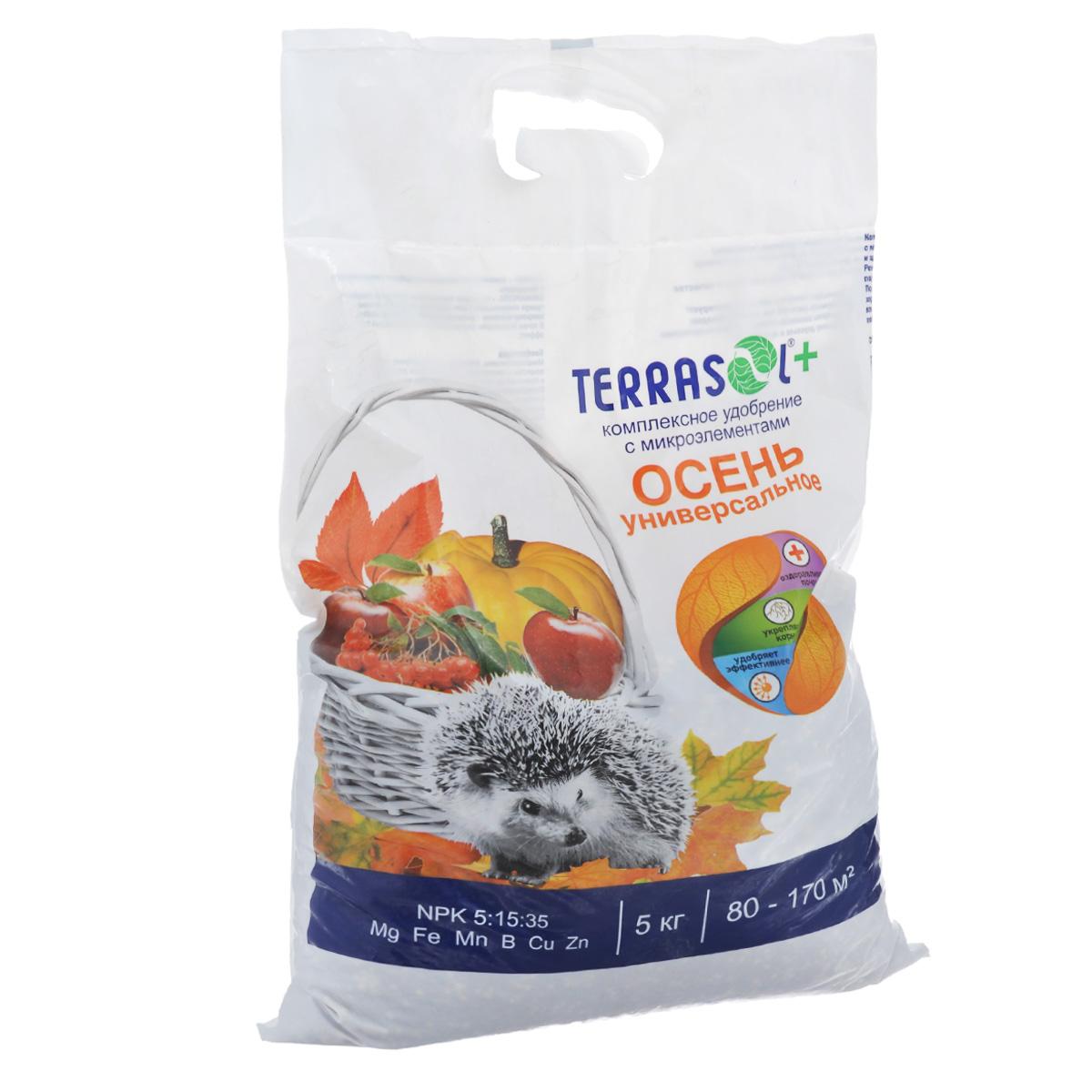 Удобрение универсальное TerraSol+