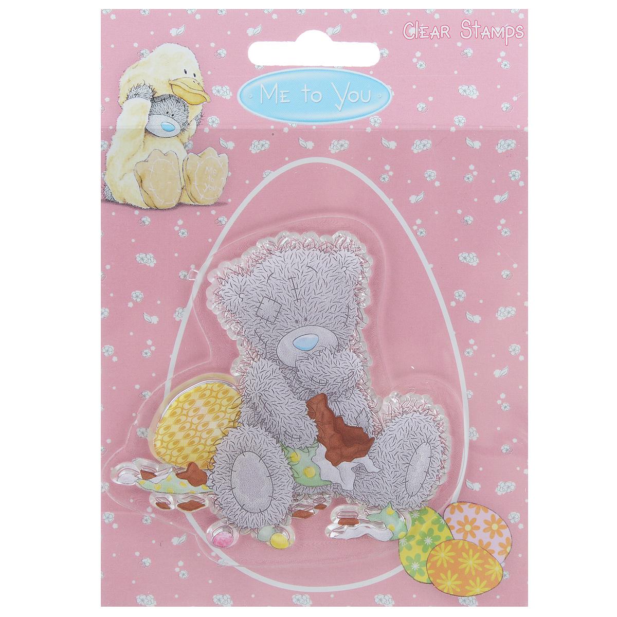 Штамп прозрачный Me To You Easter, 8,3 х 8 см MTYCS006