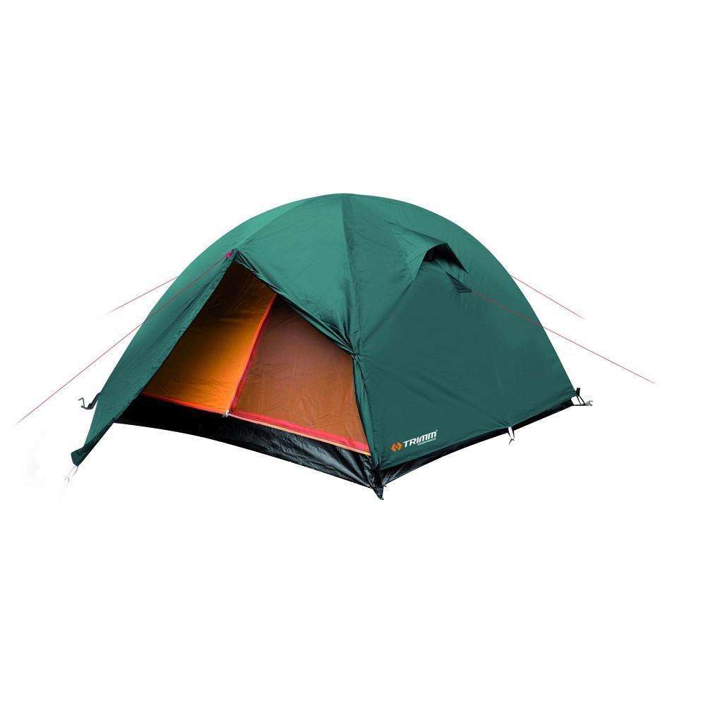 Палатка трехместная Trimm OREGON 3, цвет: зеленый