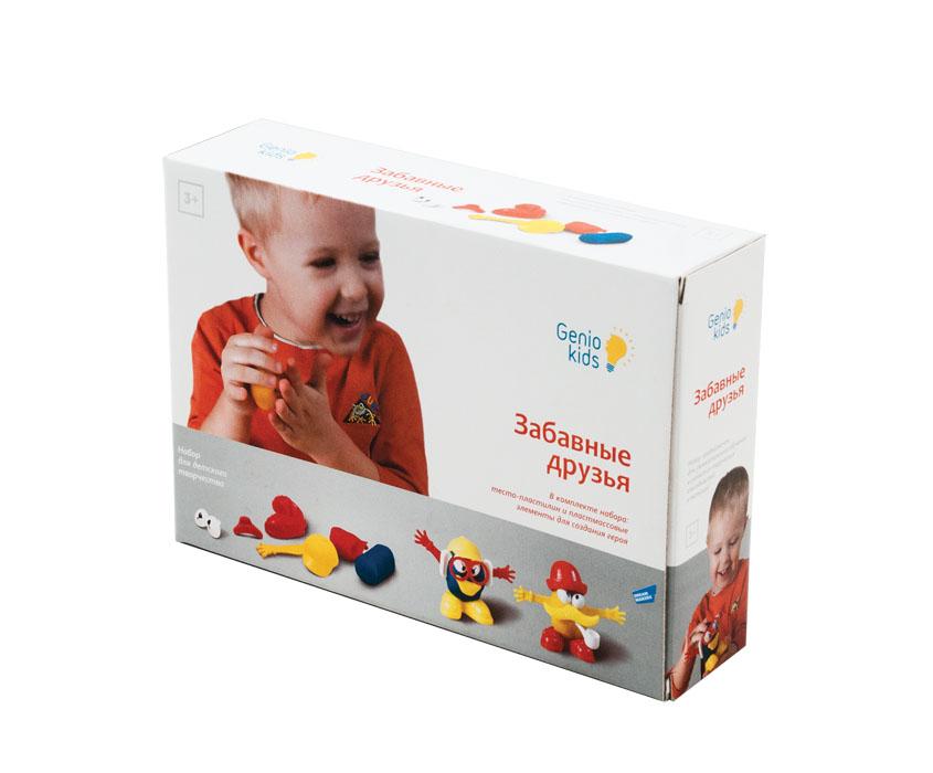 Набор для детской лепки Забавные друзьяTA1026Набор предлагает ребенку не просто лепку, а увлекательную игру. Персонажей для нее малыш может вылепить сам и оживить их с помощью специальных, входящих в набор пластмассовых ручек и ножек, усов и глаз. В состав набора входят: Баночки с тестом по 50 мл - 4 шт., Руки - 4 шт., Шляпа - 1 шт., Кепка - 1 шт., Глаза - 2 пары, Уши - 2 пары, Усы - 1шт.,Трубка - 1 шт., Ноги - 2 пары, Рот - 2 шт., Очки - 1 шт., Инструкция - 1 шт.