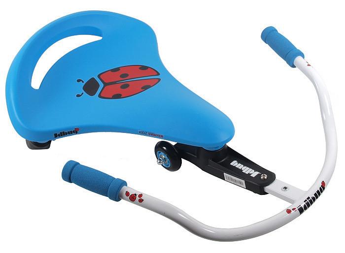 Детский скутер JD BUG TC-66 KIDZ SWAYER, синий