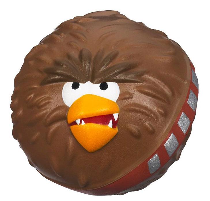 Angry Birds Фигурка Star Wars Воздушные Бойцы Chewbacca BirdA2483_Chewbacca BirdИгрушка Angry Birds Star Wars: Воздушные Бойцы выполнена из вспененного полимера в виде персонажа популярной видеоигры Angry Birds: Star Wars. Игрушка Angry Birds Star Wars: Воздушные Бойцы прекрасно подойдет в качестве веселого подарка для всех поклонников видеоигры, а также для людей, ценящих чувство юмора и оригинальность.