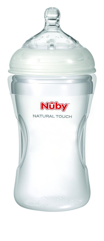 NUBY Бутылочка с антиколиковой системой, 300 мл. NT67018
