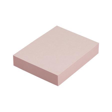 Клейкая бумага для заметок (38*50 мм) 100 листов, розовая Proff, 03 шт./в упаковкеPF-3850-12