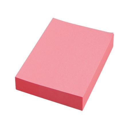Клейкая бумага для заметок (38*50 мм) 100 листов, 3 неоновых цвета