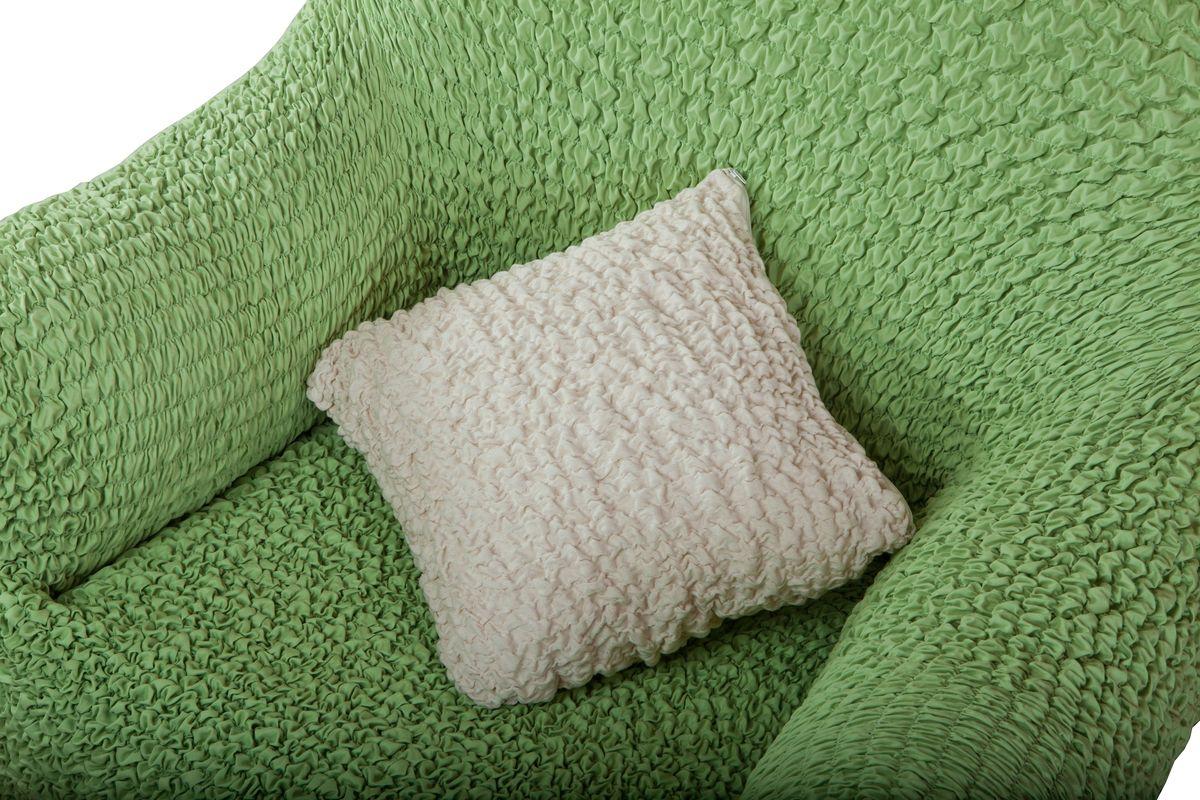 Чехол на подушку Еврочехол Модерн, цвет: шампань, 40 см х 40 см, 2 шт1/1-17Чехол на подушку Еврочехол Модерн выполнен из 60% хлопка, 35% полиэстера, 5% эластана. В комплекте 2 чехла. Такой набор идеально подойдет для тех, кто хочет защитить декоративные диванные подушки от постоянных воздействий. Этот чехол, благодаря прочности ткани, станет идеальным решением для владельцев домашних животных. Кроме того, натуральный состав ткани гипоаллергенен, а потому безопасен для малышей или людей пожилого возраста. Тон чехла универсален, а потому модель и остается актуальной. Чехол отлично вписывается в любой интерьер, особенно если это классический стиль, конструктивизм, минимализм, постмодернизм. Чехол на подушку Еврочехол Модерн послужит не только практичной защитой для вашей подушки, но и приятно удивит вас мягкостью ткани и итальянским качеством производства. Размер подушки: 40 см х 40 см. Комплектация: 2 шт.