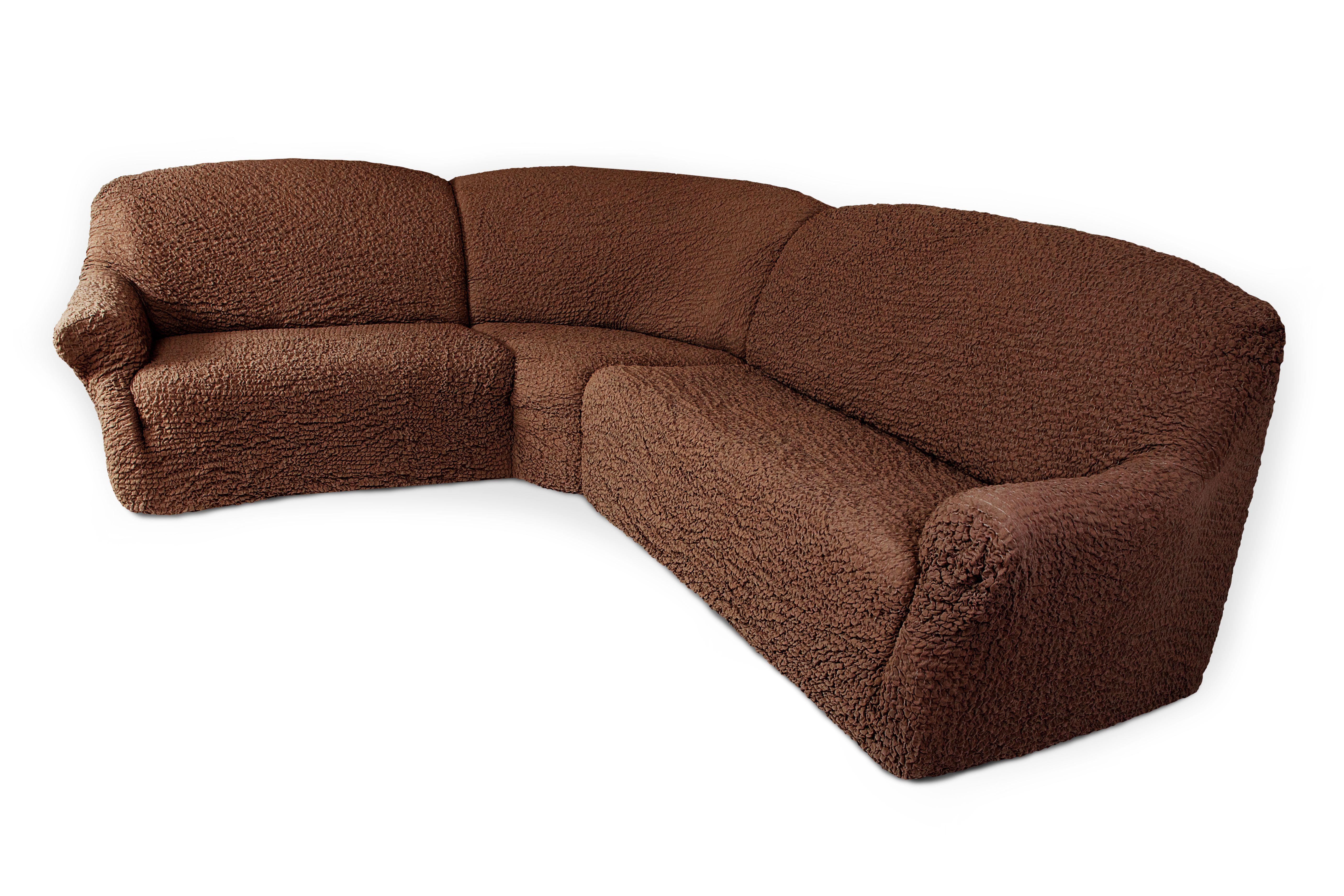 Еврочехол на классический угловой диван Еврочехол