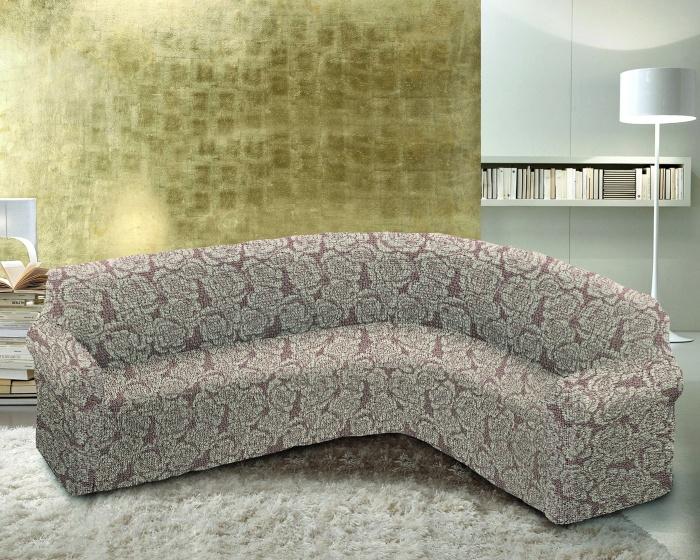 Еврочехол на классический угловой диван Виста Грация6/44-8Чехол «Грация» особенно актуален для тех, кто хочет защитить свою мебель от постоянных воздействий. Этот еврочехол для мебели, благодаря прочности ткани, станет идеальным решением для владельцев домашних животных. Кроме того, натуральный состав ткани гипоаллергенен, а потому безопасен для малышей или людей пожилого возраста. Общая цветовая гамма еврочехла «Грация» характеризуется мягкими, спокойными серыми тонами. На сером фоне - элегантный рисунок роз нежного серого цвета. «Грацию» по достоинству оценят любители романтизма, ампира, прованса, регенства и других интерьерных стилей, отличающихся элегантностью, изысканностью и чувственностью. Гостиная, комната, кухня или детская – еврочехол «Грация» украсит любое помещение в Вашем доме. А сторонники практичности могут быть уверены в том, что «Грация» прослужит 3-5 лет! Состав: 50% хлопок, 50% полиэстер. Растяжимость чехла по спинке (без учета подлокотников):от 380 до 550 сантиметров. Оттенок: Грация (крупный рисунок розы на сером...