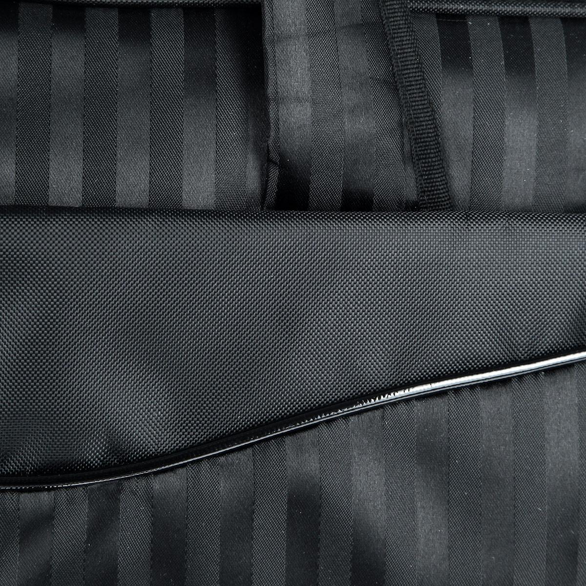 Сумка дорожная Antan, цвет: черный. 2-3L